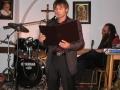 Piotr Kasjas czyta swoje wiersze